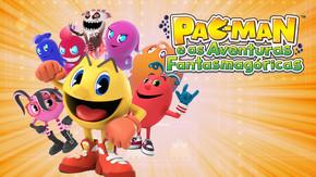 Pac Man y las Aventuras Fantasmales